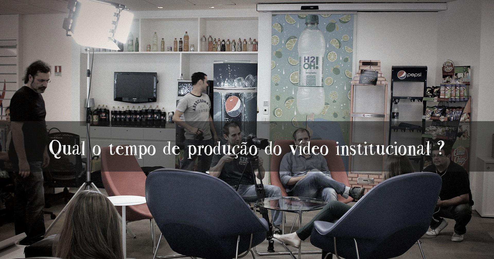 tempo vídeo isntitucional