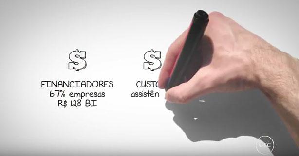vídeo animação